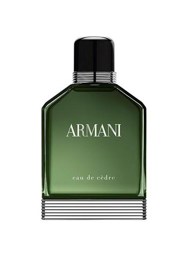 Giorgio Armani Eau D Cedre Pour Homme 100 Ml Edt Renksiz